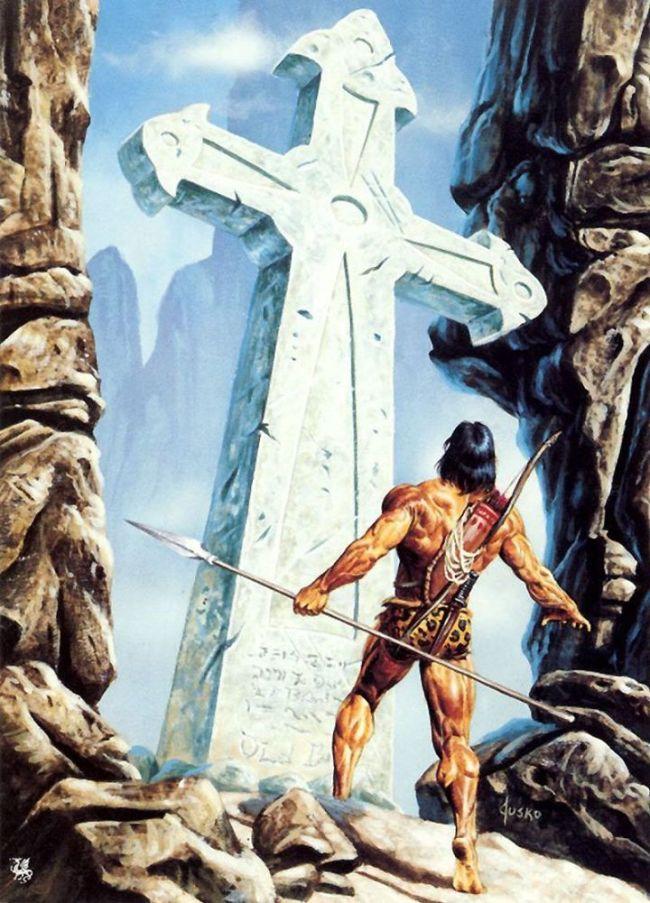 conan and cross